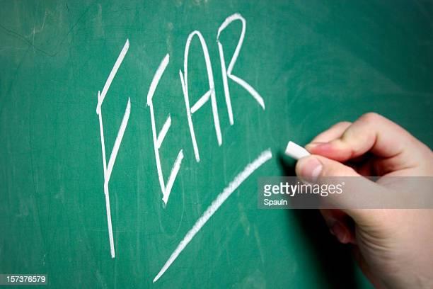 Chalkboard - Fear