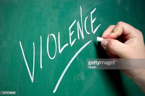Chalkboard - Violence