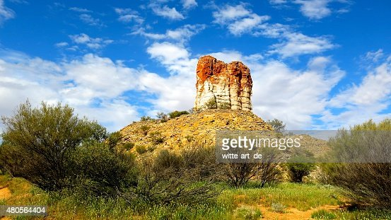 Chambers Pillar, Northern Territory, Australia : Stock Photo