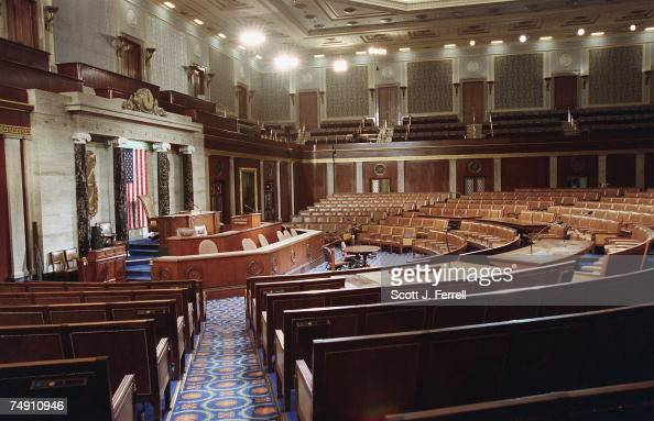 CHAMBERThe House floor