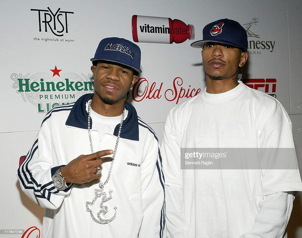 Chamillionaire and Famous during 2007 NBA All-Star in Las Vegas - ESPN After Dark Party Sponsor by Hennessy at Tryst at the Wynn in Las Vegas, Navada, United States.
