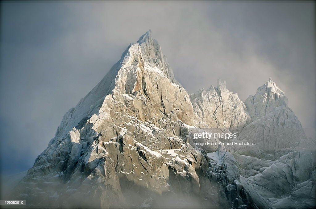 Chamonix Mont Blanc mountains