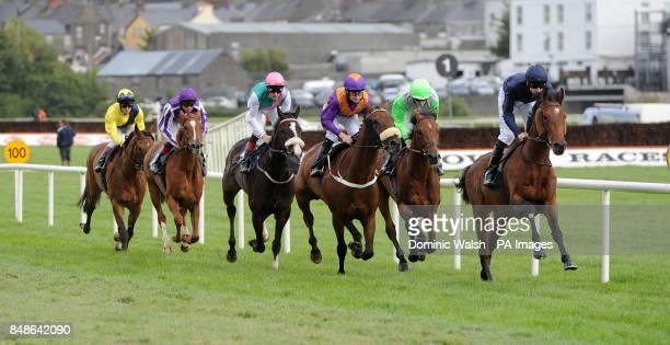Chamonix ridden by Joseph O'Brien wins the Edmund Josie Whelan Memorial Listowel Stakes at Listowel Racecourse