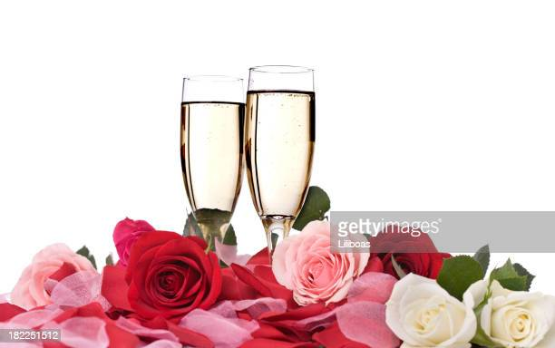 Champagne and Roses