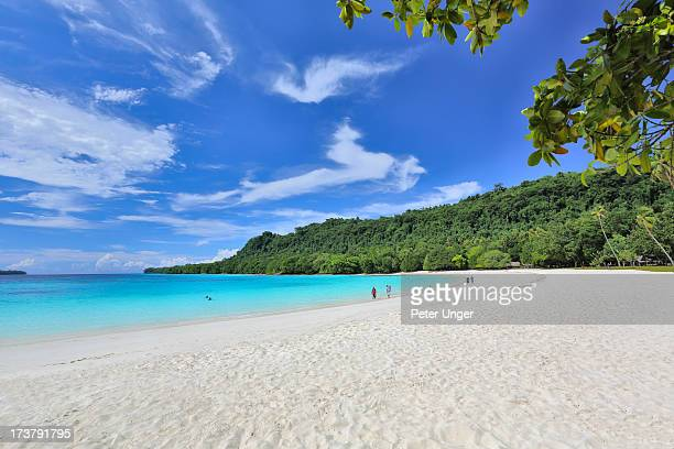Champagne Beach, Espiritu Santo Island, Vanuatu