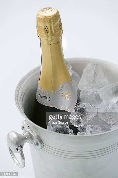 1 Flasche Champagner