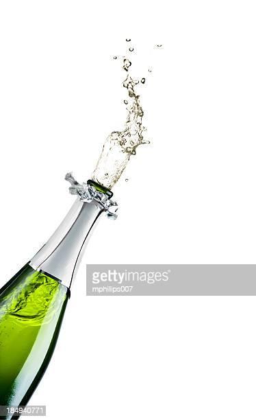 Esplosione di Champagne
