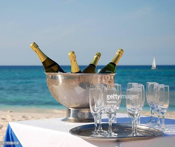 Champán para celebrar