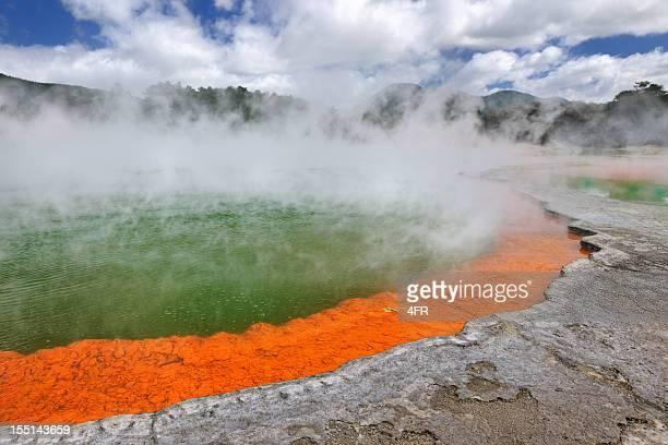 Champagne Pool, Thermal Wonderland, New Zealand (XXXL)