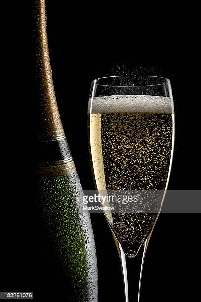 Champagne Nature morte