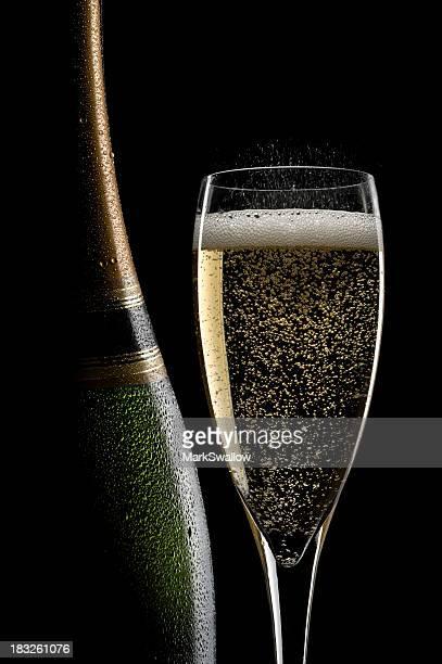 Champagner-Stillleben