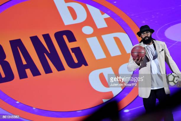 Champion Ronny Turiaf attends the third edition of Bpifrance INNO generation at AccorHotels Arena on October 12 2017 in Paris France This event...