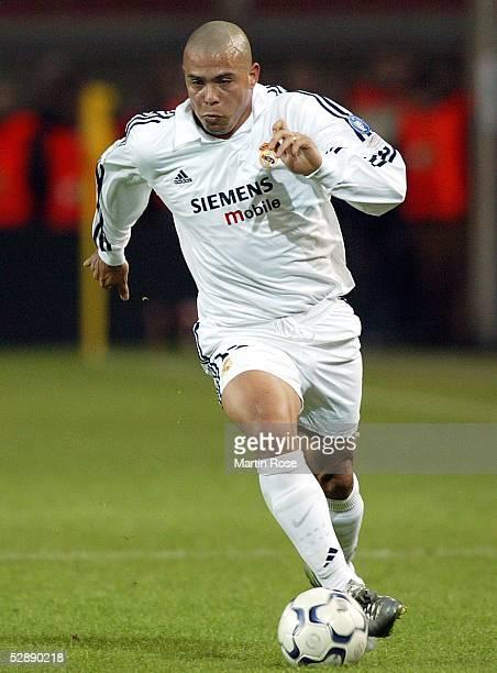Champions League 02/03 Dortmund Borussia Dortmund Real Madrid 11 RONALDO/Madrid