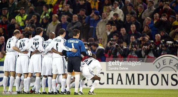 Champions League 02/03 Dortmund Borussia Dortmund Real Madrid 11 Team Real Madrid