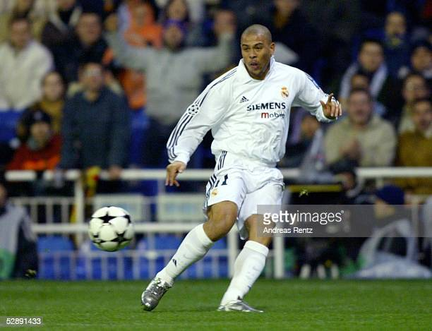 Champions League 02/03 Madrid Real Madrid Borussia Dortmund 21 RONALDO/Madrid