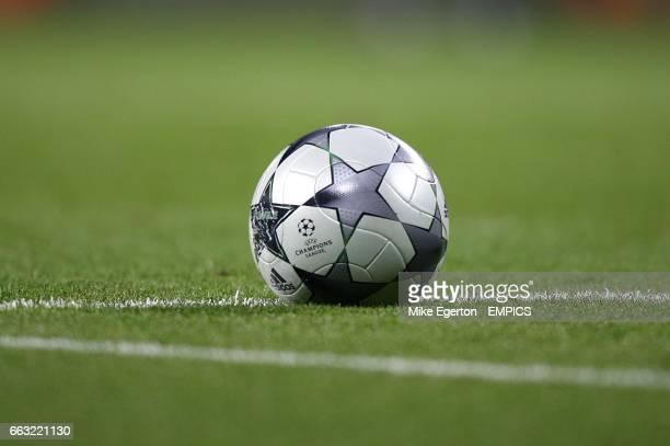 Champions League matchball