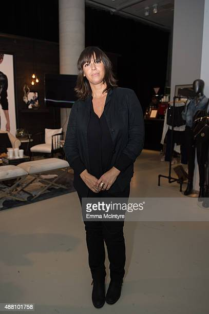 Chan Marshall aka Cat Power of 'Janis Little Girl Blue' attends the Guess Portrait Studio at the Toronto International Film Festival on September 13...
