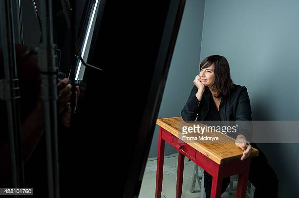 Chan Marshall aka Cat Power of 'Janis Little Girl Blue' poses for a portrait in the Guess Portrait Studio at the Toronto International Film Festival...