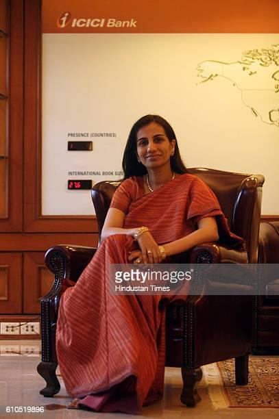 Chanda Kochhar ICICI Bank Managing Director Chanda Kochar