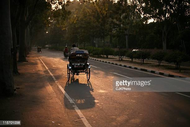 Chandigarh rickshaw