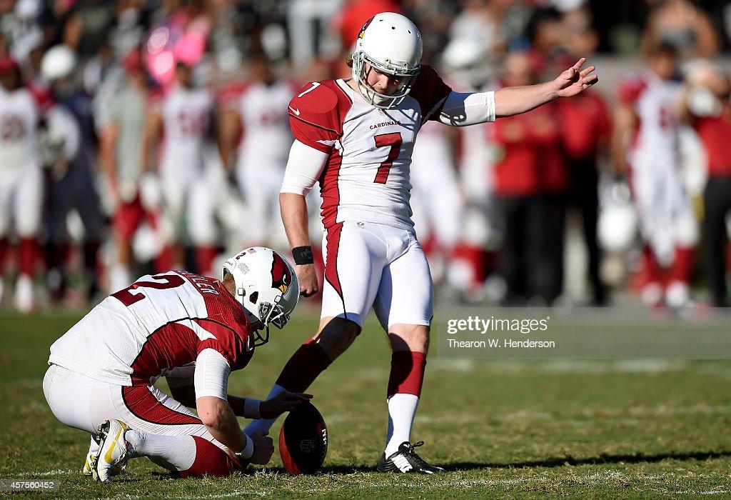Arizona Cardinals v Oakland Raiders