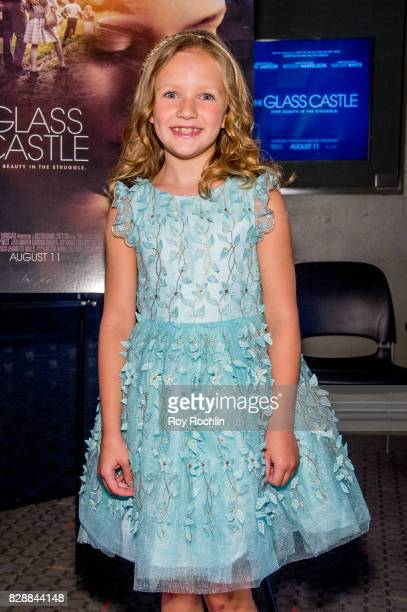 Chandler Head attends 'The Glass Castle' New York screening at SVA Theatre on August 9 2017 in New York City