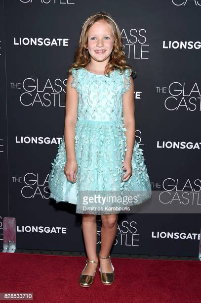 Chandler Head attends the 'The Glass Castle' New York Screening at SVA Theatre on August 9 2017 in New York City