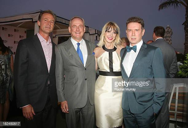 Chandler Root Merrill Lynch Regional Managing Director Stephen Maguire sn vp Merrill Lynch Alison MillerLos Angeles Confidential Publisher and...