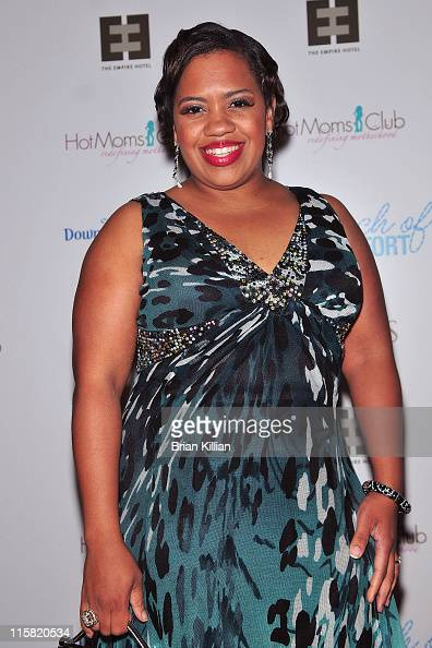 Chandra Wilson attends a party celebrating her debut in 'Chicago' on Broadway at The Gates on June 8 2009 in New York City