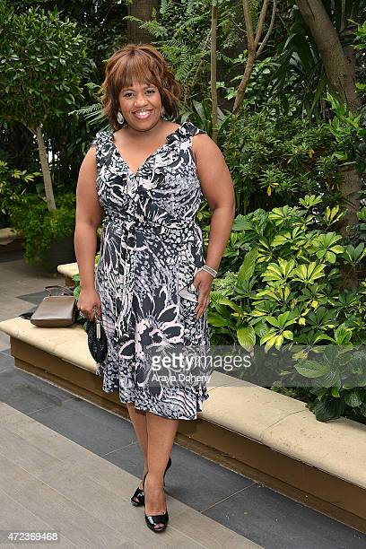 Chandra Wilson attends the ABC's Mother's Day Luncheon at Four Seasons Hotel Los Angeles at Beverly Hills on May 6 2015 in Los Angeles California