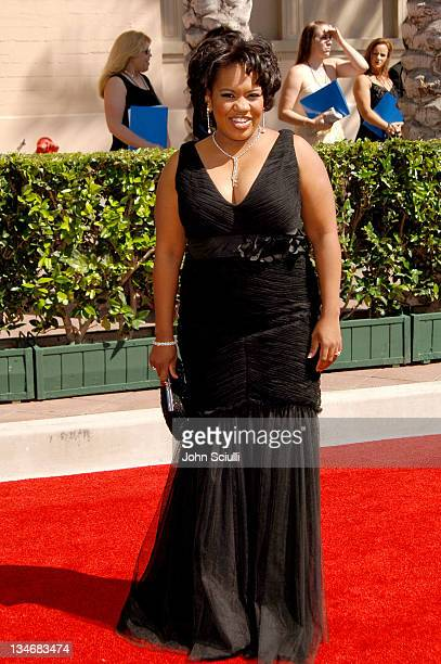 Chandra Wilson during 58th Annual Creative Arts Emmy Awards Arrivals at Shrine Auditorium in Los Angeles California United States