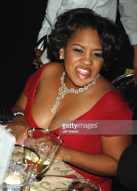 Chandra Wilson during 58th Annual Primetime Emmy Awards Governors Ball at The Shrine Auditorium in Los Angeles California United States