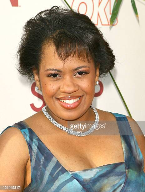 Chandra Wilson during SOAPnet Hosts 'Night Before' Party for the 2007 Daytime Emmy Award Nominees at Boulevard3 in Hollywood California United States