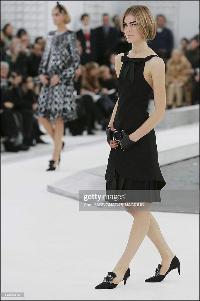 Chanel, Haute Couture Spring-Summer 2005 Fashion Show in ...