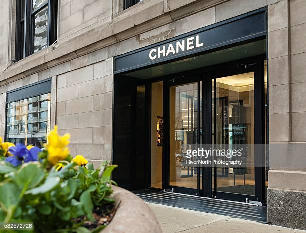 Chanel Store, Gold Coast, Chicago