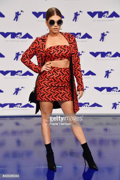 Chanel West Coast attends the 2017 MTV Video Music Awards at The Forum on August 27 2017 in Inglewood California