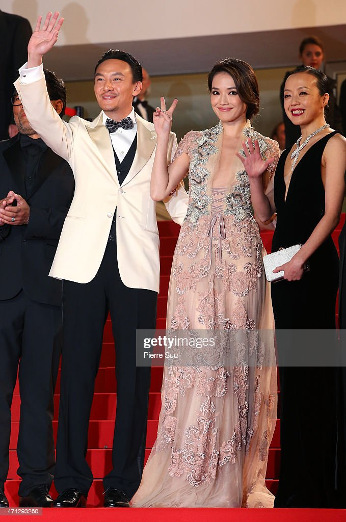 """""""Nie Yinniang"""" Premiere - The 68th Annual Cannes Film Festival"""