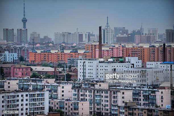 Changchun skyline