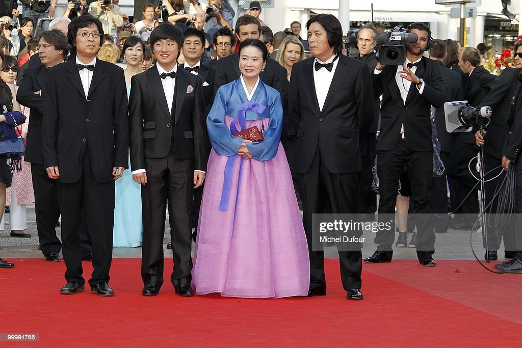 Poetry - Premiere:63rd Cannes Film Festival