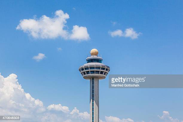 Changi airport control tower