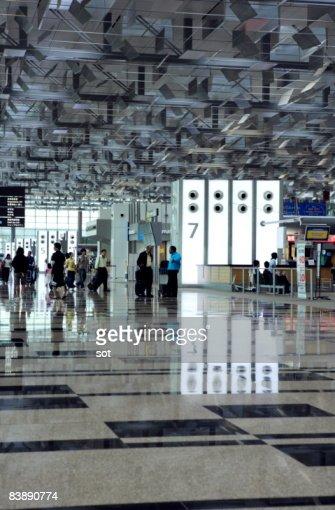 Changi airport in Singapore,Terminal 3