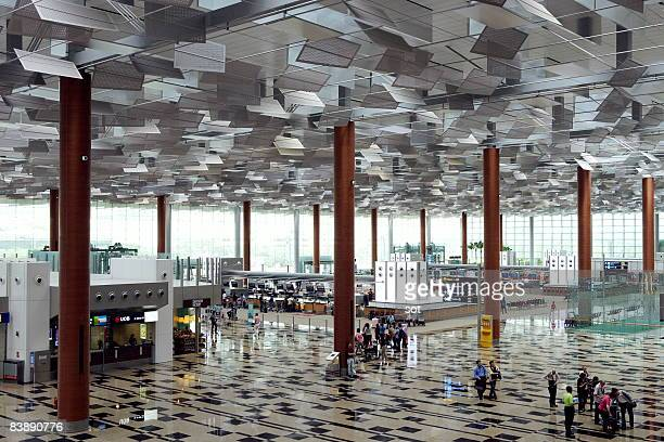 Changi airport in Singapore,Terminal 3