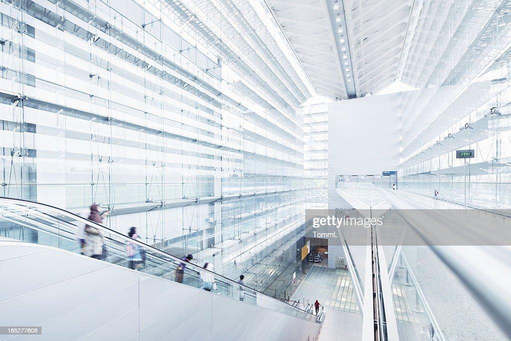 Changi Airport, Terminal 3, Singapore