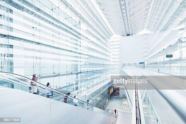 Changi Airport, Terminal 3, Singapur