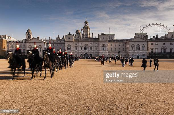 Changing of the Guard at Horse Guards Parade