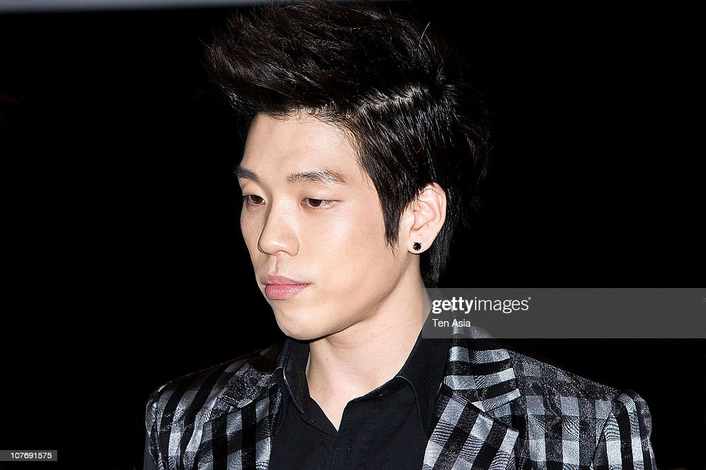 Chang-Min of 2AM poses for photographs on March 15, 2010 in Seoul, South Korea.