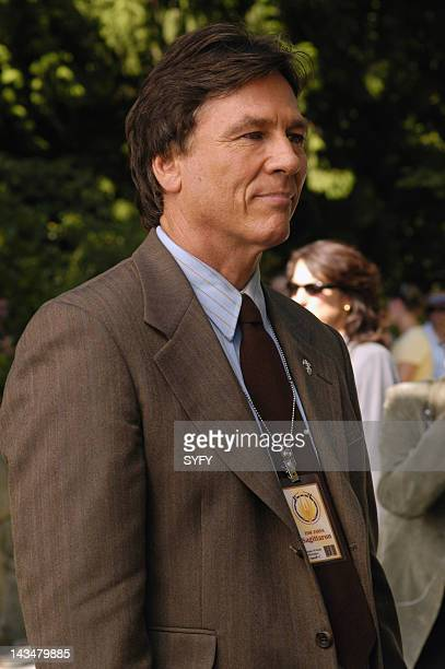 Channel 'Colonial Day' Episode 11 Aired 1/10/05 Pictured Richard Hatch as Tom Zarek