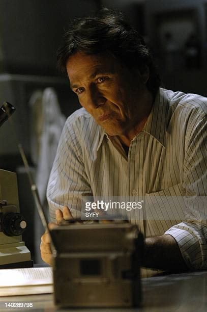 Channel 'Lay Down Your Burdens Part 1' Episode 19 Air Date Pictured Richard Hatch as Tom Zarek Photo by Carole Segal/SCI FI Channel/NBCUPB