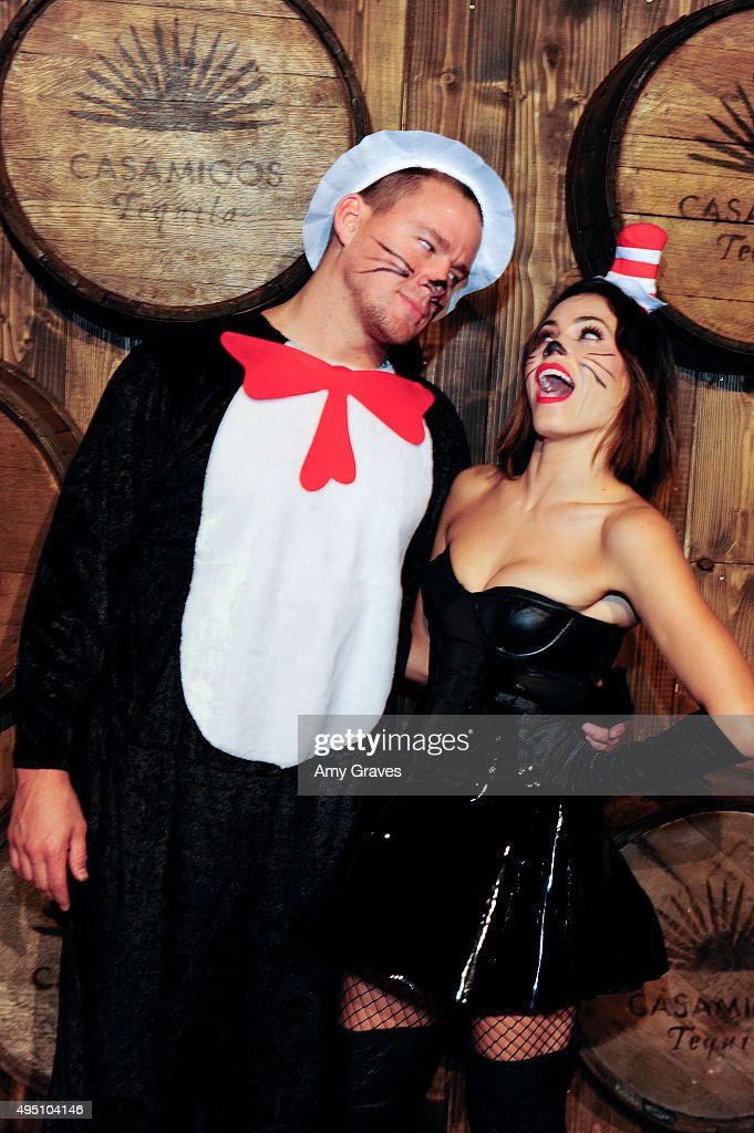 Halloween Couples Costumes - Celebrity Edition