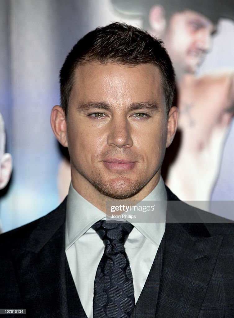 Channing Tatum Arriving At A Special Film Screening Of Magic Mike At The Mayfair Hotel, London.